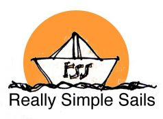 reallysimplesails.com for inexpensive but well made and very nicely finished sail.