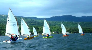 Low cost racing sailboat. Ten boats cost the same as importing one Laser Radial ... Oz Goose sailboat